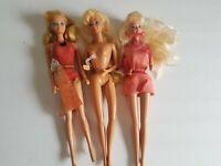 Barbie Doll Lot of 3 Modern