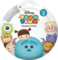 ONE NEW Disney Mystery Pack TsumTsum Collectible Toys Series 5 New/Sealed 1 Pack