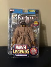 Toy Biz Marvel Legends The Thing Trench Coat Variant Series II New