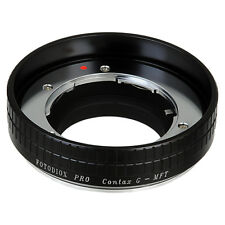 Fotodiox Pro Lens Adapter Contax G Rangefinder Lens to Micro Four Thirds