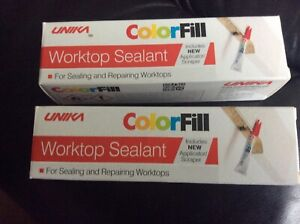 Unika Colorfill worktop repairer