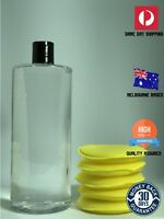 500ml Ultra CLEAN & MATTE LOOK Tyre Shine Trim Restorer Black & Low Shine Aussie
