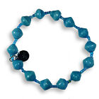 Paper Bead Bracelet - Various Colours - Handmade in Uganda - Fair Trade
