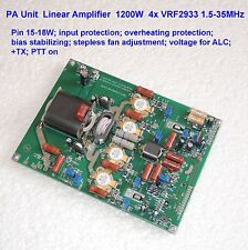 1200w HF Linear Amplifier board MOSFET 4x VRF2933 HI Power