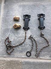 2 Chain Pull Latch Locks