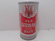 OLD GERMAN STRAIGHT STEEL PULL TAB BEER CAN #100-26  EASTERN BREWING