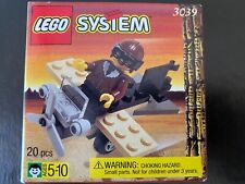 Vintage Lego System 3039 Lego Set Adventurers Airplane 20 Piece