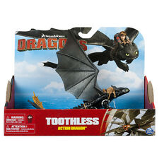 New 2017!!! Spin Master DreamWorks Dragons: TOOTHLESS How to Train Your Dragon