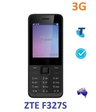 Telstra Lite ZTE F327S Bluetick 3g Mobile Phone (lightweight Compact)