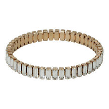 Swarovski Two Tone Lightning Ladies Tennis Bracelet 5107164