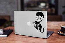Banksy Decal per Macbook Pro Adesivo In Vinile pellicola air portatile 11 13 15