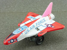 S2 Japan USAF Air Force Tin lito Mirage JET fghter pennytoy 1604-25-18