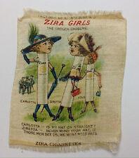 New listing Zira Girls Grouch Chasers Carlotta Ziretta Cigarette Silk 1900 Turn of Century