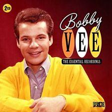 BOBBY VEE - ESSENTIAL RECORDINGS DOPPEL-CD NEUF