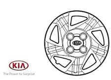 ORIGINALE KIA PICANTO 2011-2015 14 pollici ruota rifinitura - 5296007050