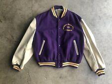 Vintage Golden Bear Varsity Jacket sz XXL Archbishop Riordan San Francisco 1999