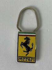 Ferrari AE Lorioli Vintage Key Ring Fob NOS in original Wax Envelope