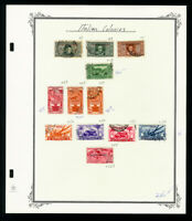 Italian East Africa Stamp Collection