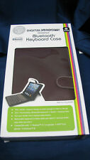 """Universal Bluetooth Wireless Keyboard Case/Stand fits 7"""" tablets & iPad mini"""