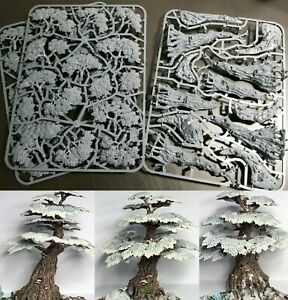 -- AWAKENED WYLDWOOD -- souldrain forest trees woods ghyran warhammer AoS sigmar