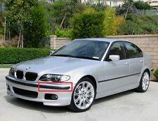 BMW NUOVO ORIGINALE E46 M Pacchetto Paraurti Anteriore Pannello Di Stampaggio Trim Sinistro N/S 8195289