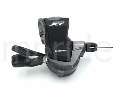 2017 Shimano XT Rapidfire Plus Sl-m8000 Trigger Right Shifter 11 Speed Black
