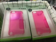 Belkin Shield Sheer Case for Apple iPod Touch 5th Generation (Pink)