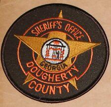 DOUGHERTY COUNTY SHERIFF'S OFFICE Georgia GA SO patch