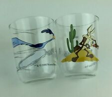 """""""Wile E. Coyote"""" & Road Runner 2000 Collector Series Warner Bros glasses"""