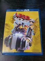 The LEGO 3D Blu Ray 3 Disc Set