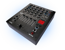 Mixars MXR-4 4-Ch DJ Mixer with Effects & Studio-Grade Soundcard REFURB!