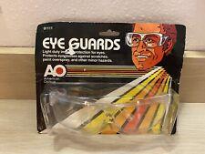 Vintage American Optical Eye Guards Model 91111