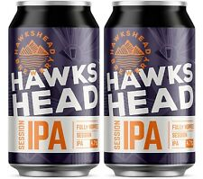 More details for empty beer cans hawkshead session fully hopped ipa brand name origin about 1200s
