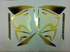 Aprilia DORSODURO 750 2008 Oro e Nero - adesivi/adhesives/stickers/decal