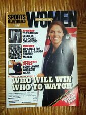 Picabo Street February 2002 USA Olympic Sports Illustrated For Women