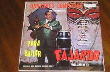 DANSONES COMPLETOS, PARA BAILAR, FAJARDO VOL II, ANTILLA, MLP 569