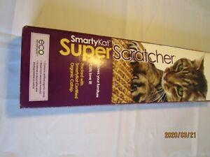 SmartyKat Super Scratcher Catnip Scratcher-Corrugated-horizontal F3