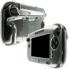 Clear Crystal Full Protection Hard Case Cover for Nintendo Wii U Gamepad console