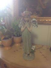 Fairy Garden Statue Shabby Chic Style Home Decor