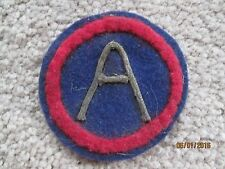 WWI US Army Third Army 3rd  patch AEF