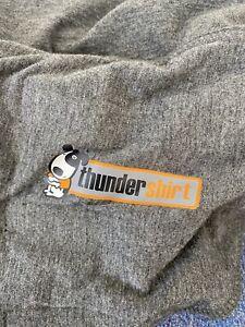 Thundershirt Anxiety Coat for Dogs, Medium - Grey