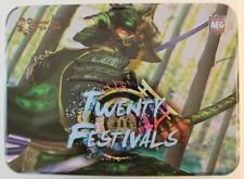 L5R CCG TWENTY FESTIVALS factory SEALED Booster COLLECTOR TIN 36-Packs SHIPS NOW