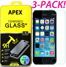 3Pcs Premium Real Phone Screen Protector Tempered Glass Film For iPhone 6 7 Plus