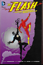 The Flash by Grant Morrison & Mark Millar 2016 TPB DC Comics