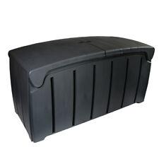 Charles Bentley Ward Plastic 300L Storage Box-Grey