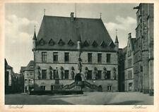 Ak*   Osnabrück - Rathaus (AB)20470