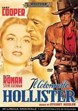 Dvd IL COLONNELLO HOLLISTER - (1950)  Western ** A&R Productions **....NUOVO