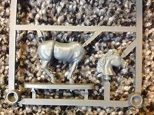1/28 mm Hard Plastic Horse sprues - set of 30