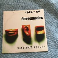 STEREOPHONICS CD. WORD GETS AROUND CD