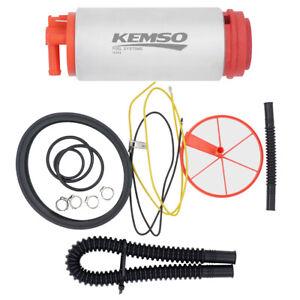 KEMSO 340LPH Fuel Pump for Audi TT 1999-2005 1.8L - 4WD Petrol